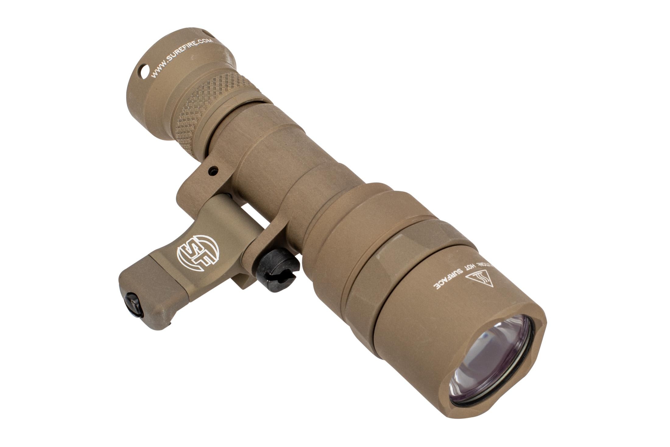 SureFire M340C Mini Scout Light Pro Weapon Light - 500 Lumens - Tan