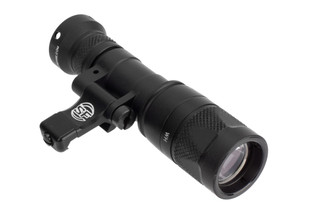 SureFire M340V Infrared Weapon Light features a black anodized aluminum housing