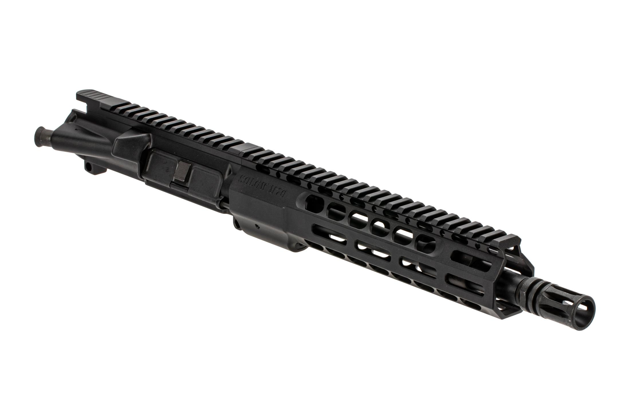 Sons of Liberty Gun Works 10.5 M4-76 AR15 barreled upper receiver in 5.56 NATO with M-LOK rail