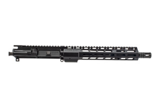 Sons of Liberty Gun Works barreled AR15 upper receiver features an M476 handguard and 11.5 inch barrel