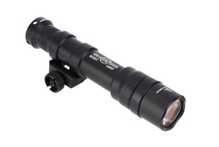 SureFire M600DF Dual Fuel 1,500 Lumens Scout-style Weapon Light Black