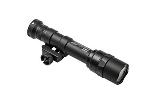 The SureFire M600 Ultra Scout Light outputs 1000 Lumens of bright white LED light