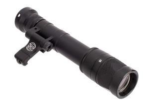 SureFire M640V infrared weapon light with black anodized finish for M-LOK or Picatinny
