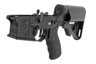 LMT MARS-LS PDW Complete Lower Receiver Assembly features ambidextrous controls