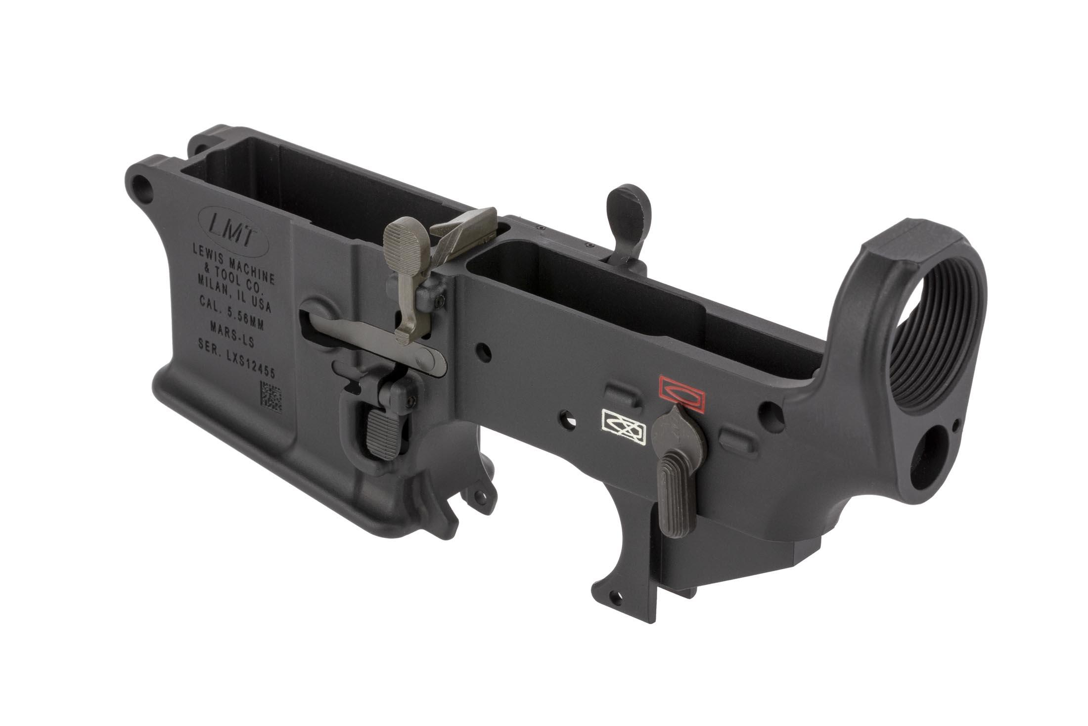 LMT MARS-L AR-15 Stripped Lower Receiver