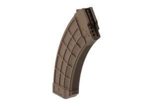 US Palm AK30R AK47 magazine is made from flat dark earth polymer