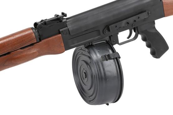 Century Arms Romanian AK Drum Magazine 75 Round - 7 62x39