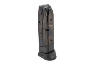 SIG 2022 Magazine holds 10 rounds of 9mm