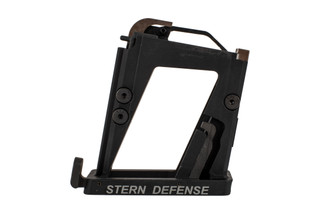The Stern Defense Magazine Conversion Block is designed for M&P .45 ACP magazines and compatible with AR15 lowers