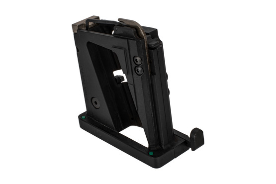 The Stern Defense P320 Magazine conversion block is constructed from 6061-T6 aluminum