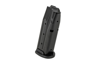 The Sig Sauer P320 Compact Magazine holds 15 rounds of 9mm