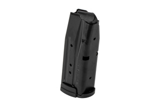 The Sig Sauer P250 Sub Compact Magazine holds 12 rounds of 9mm ammunition