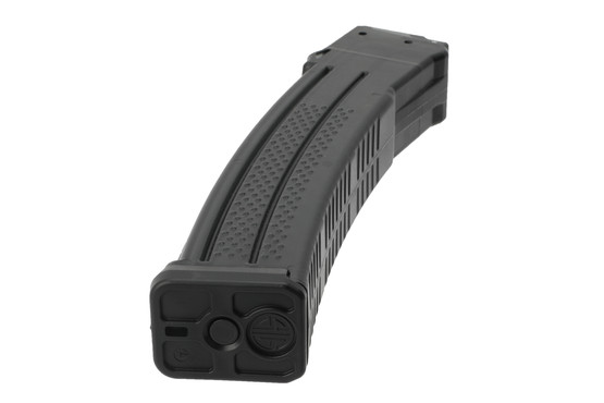 SIG MPX Factory Magazine holds 30 rounds of 9mm ammo