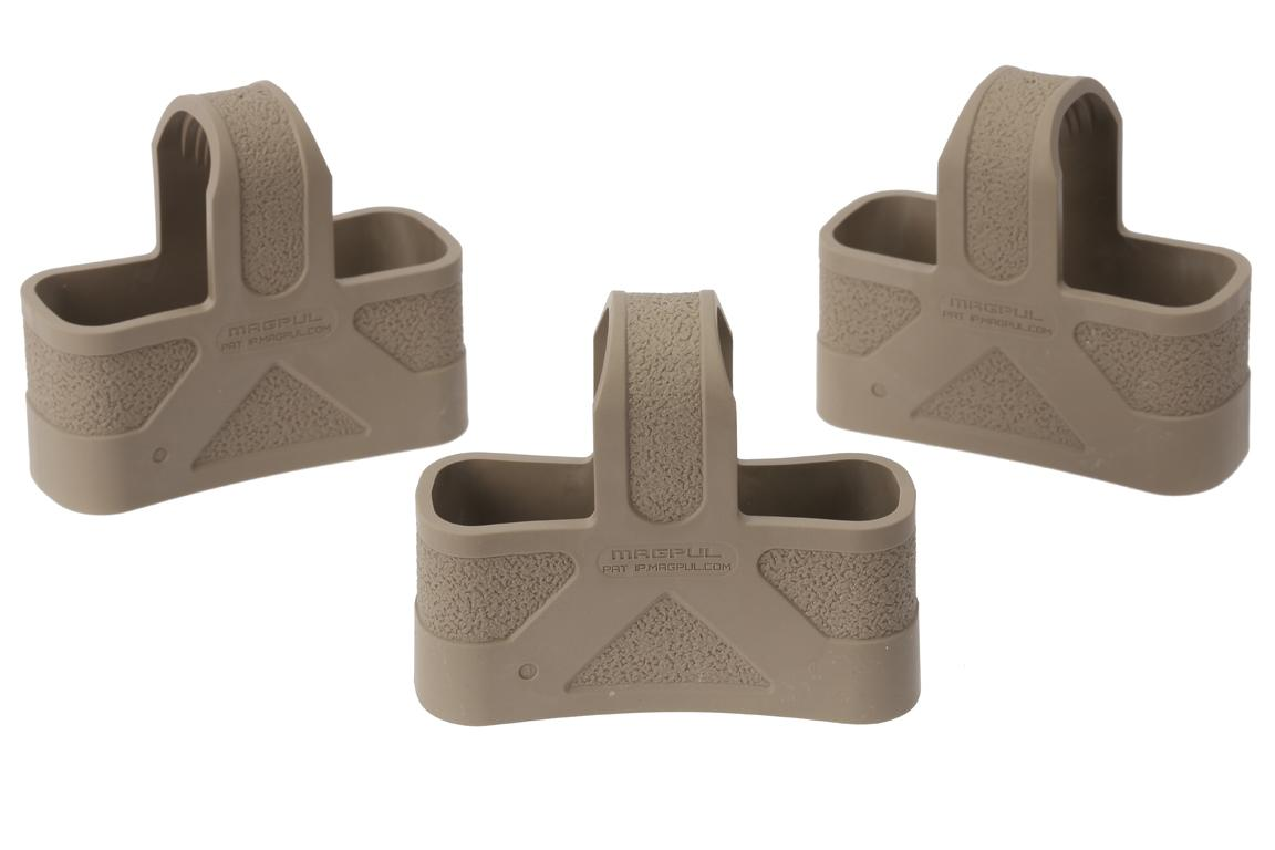 Magpul Original Magazine Pull - .308 - Flat Dark Earth - 3 Pack