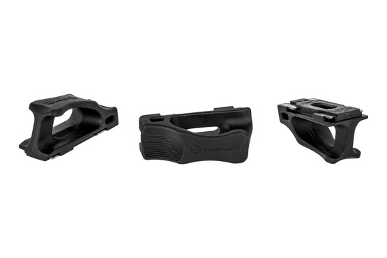 Magpul USGI Ranger Plates protect your mags from drops and provide a handy pull tab. 3-pack of black plates.
