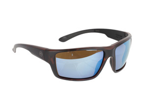 670b40dfb7 Magpul Terrain ballistic sunglasses with tortoise frame and Bronze blue  polarized lenses are ideal for