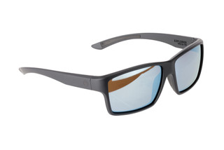 Magpul Summit ballistic sunglasses with Black frame and bronze/blue polarized lenses are ideal for small-to-medium sized shooters