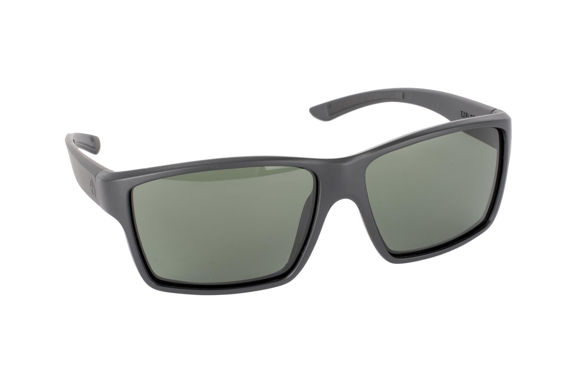 3c6e4f0a08 ... Magpul Explorer ballistic sunglasses with tortoise frame and polarized  bronze blue lenses are ideal for ...