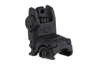 Magpul MBUS sights - Rear - Black