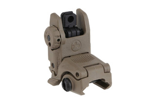 Magpul MBUS sights - Rear - Flat Dark Earth