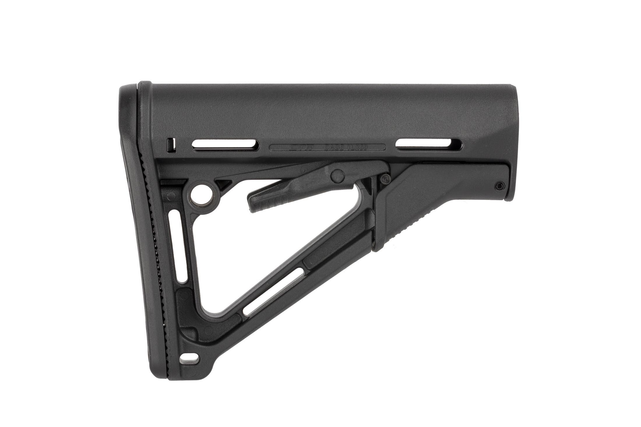 Magpul CTR Carbine Stock - MIL-SPEC - Black