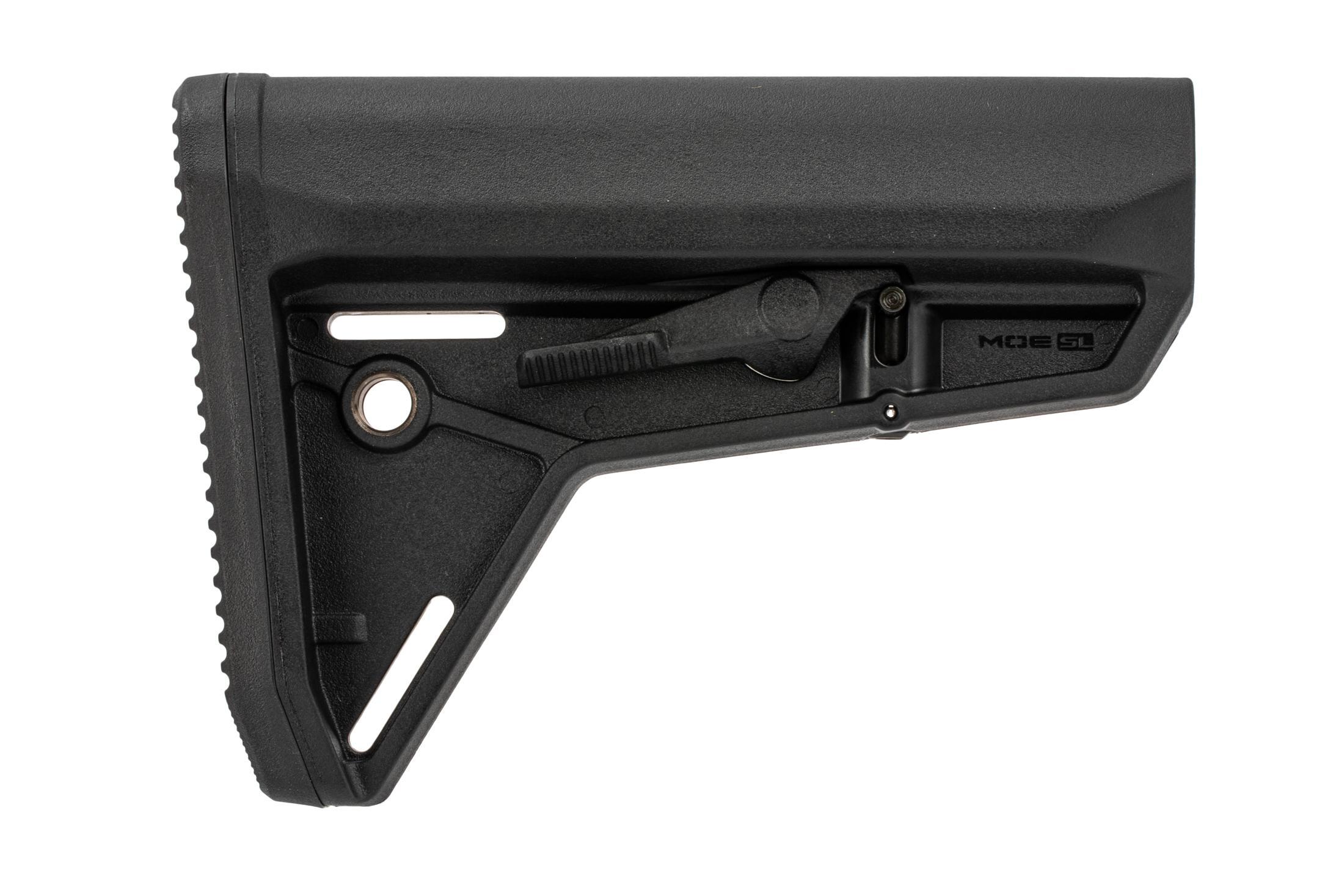 Magpul MOE Slim Line Carbine Stock - Mil-Spec - Black