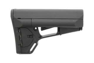 The Magpul ACS Carbine Stock is made from durable black polymer