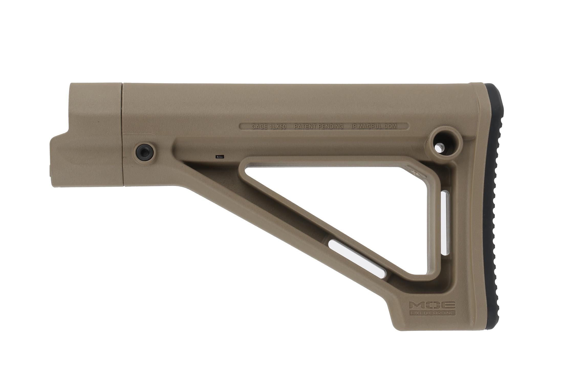 Magpul MOE Fixed Carbine Stock - MIL-SPEC - Flat Dark Earth