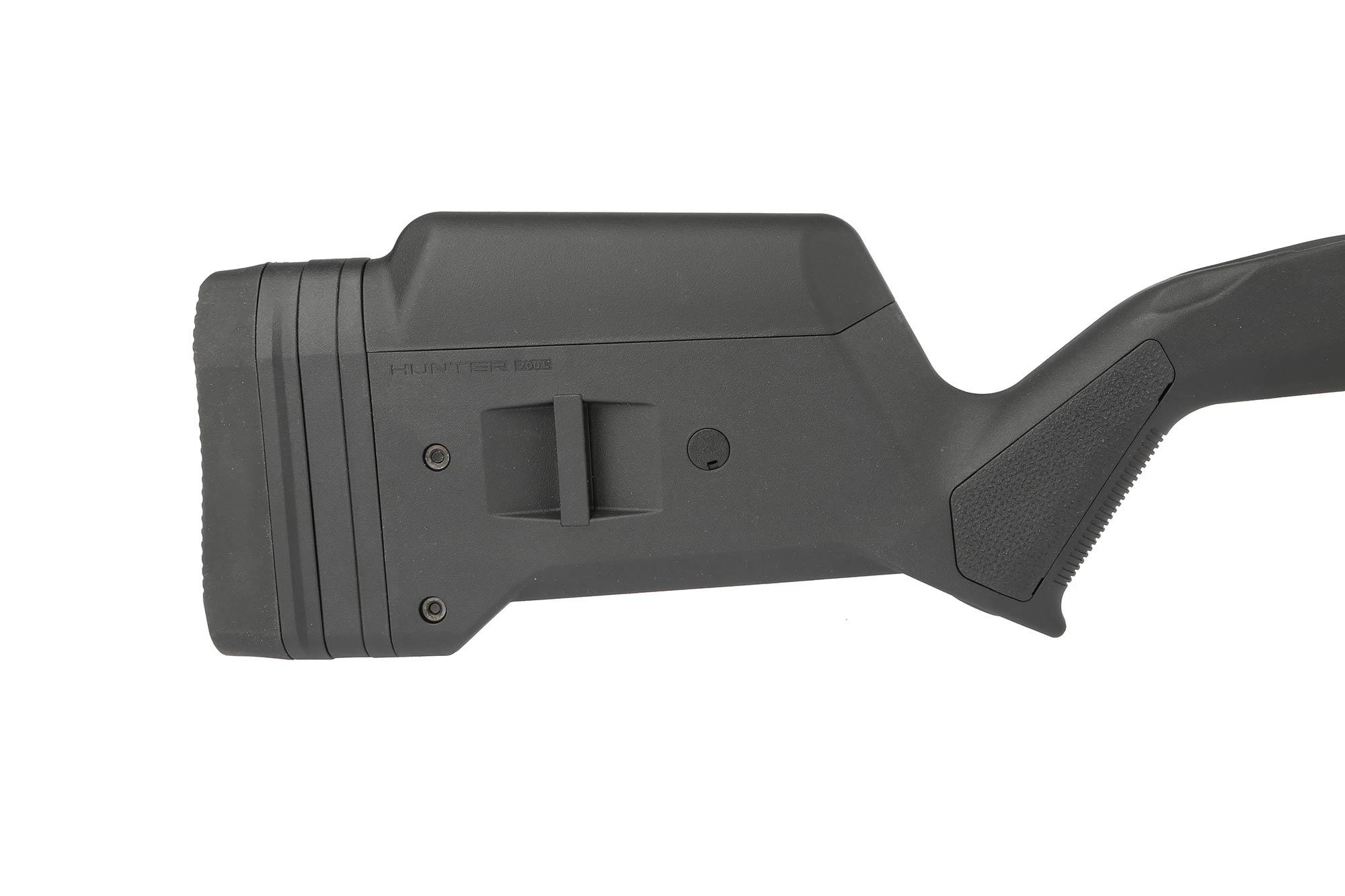 The Remington 700 Magpul Stock is designed for .308 long action models