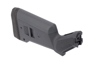 The Magpul SGA Mossberg 500 Stock comes in stealth grey