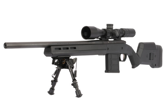 Magpul Hunter 700 Stock - Remington 700 Short Action - Black