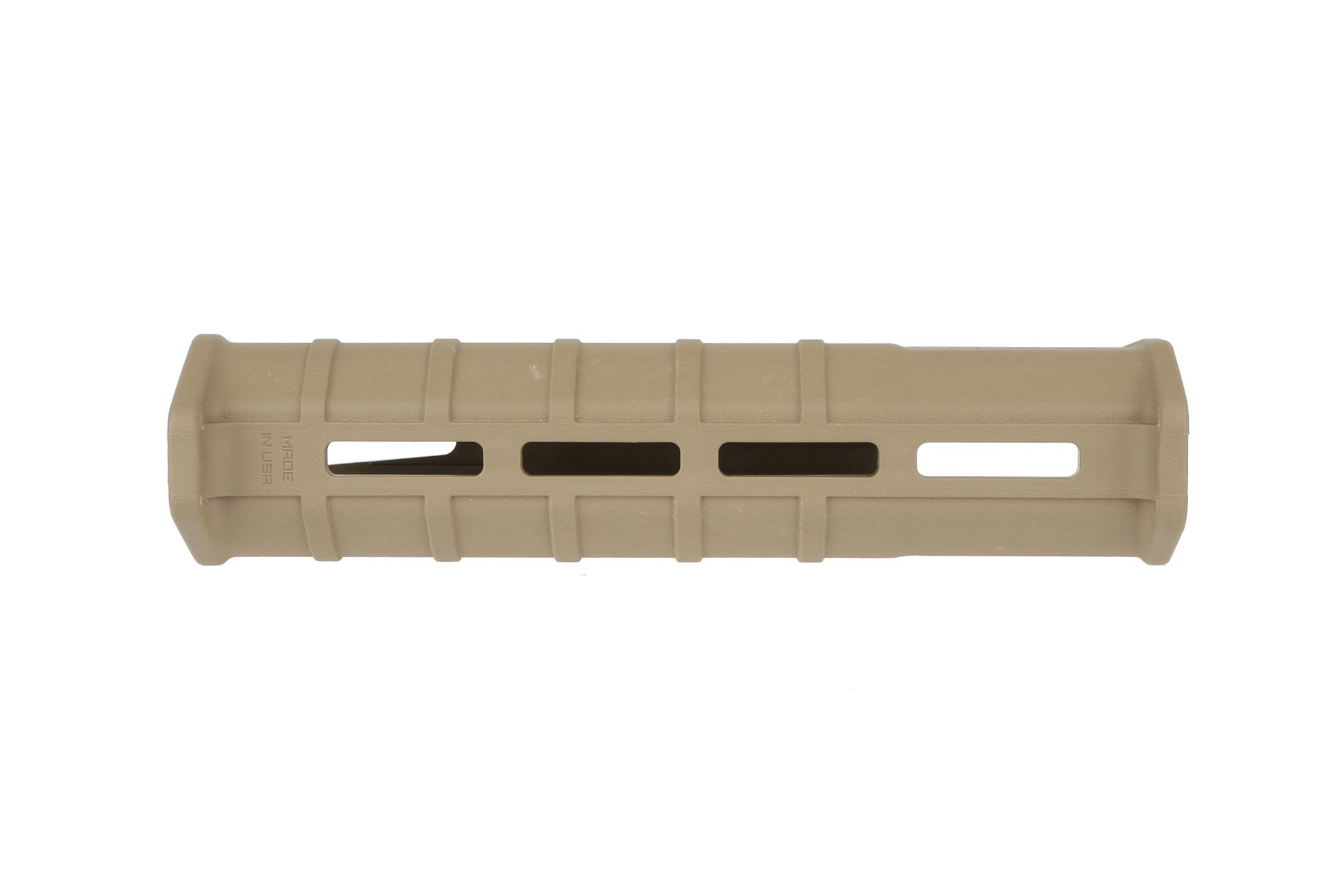 The magpul moe m-lok forend stock for 12 gauge shotguns makes working the action much easier