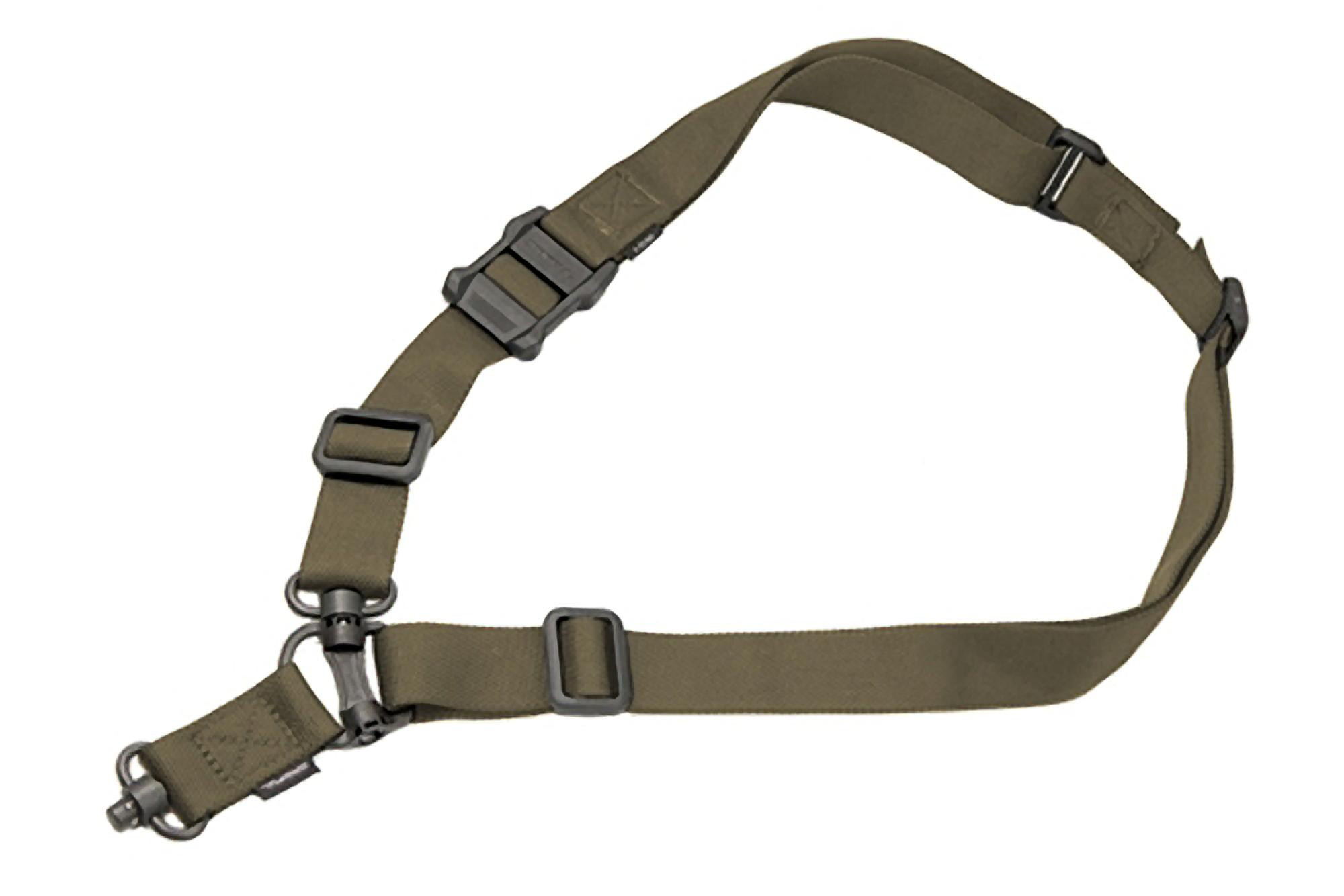 how to use a 2 point rifle sling
