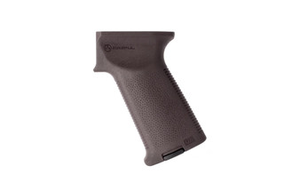 Magpul MOE AK pistol grip with plum finish is the perfect ergonomic upgrade for your AK-47 or AK-74 rifle or pistol