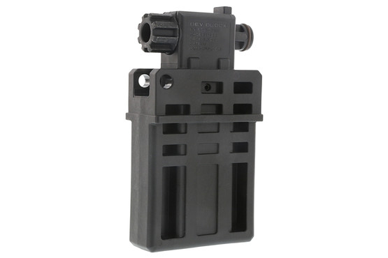 The Magpul AR15 BEV block provides support for all upper and lower receivers