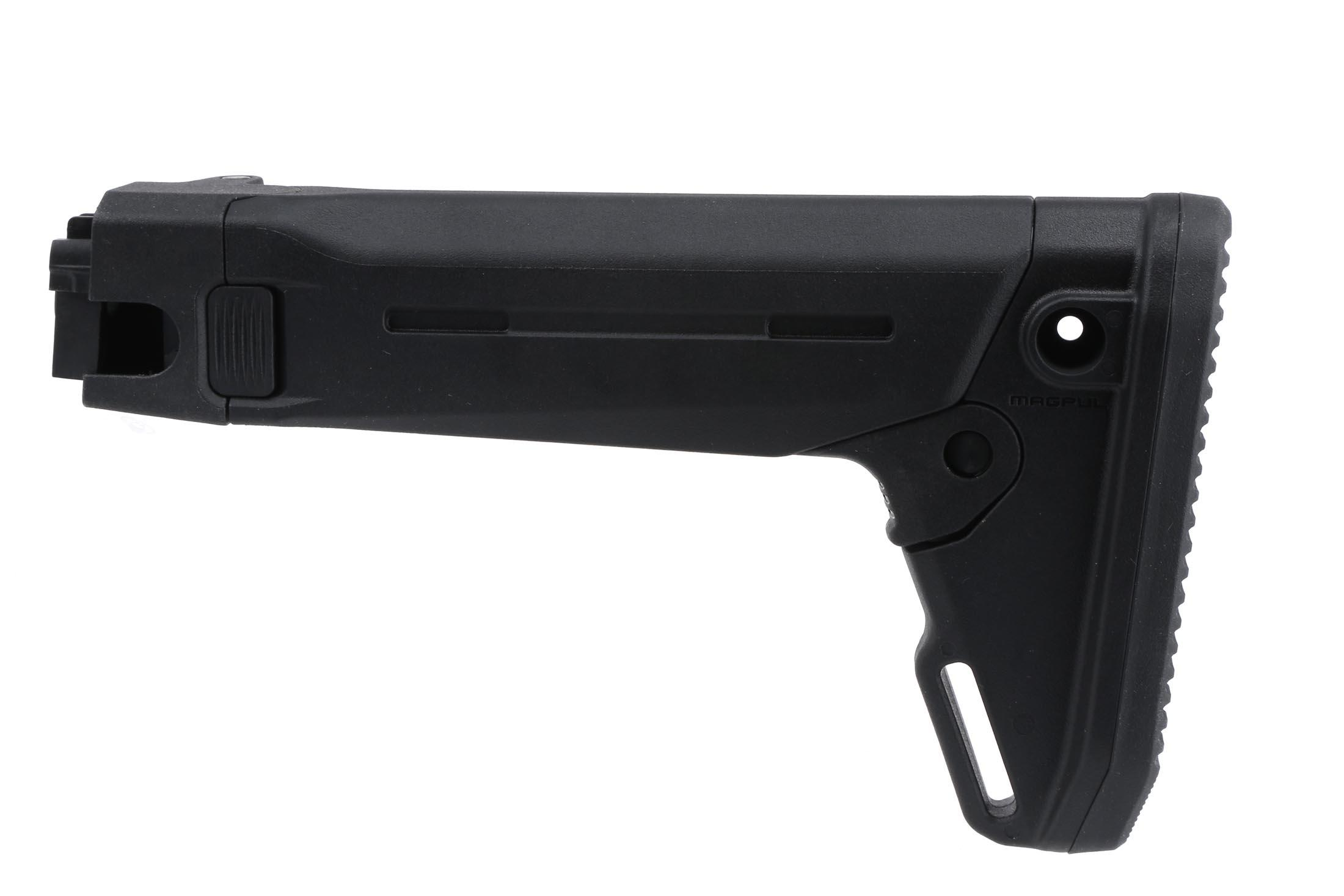 The Zhukov-s adjustable AK-47 stock has 5 positions of adjustability to fit your length of pull