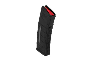 Magpul PMAG 30 6.8 SPC magazine holds 30 rounds of ammo