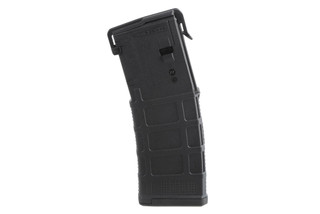 The Magpul PMAG 30 AR-15 M4 GEN M3 5.56 NATO .223 Magazine is made from durable and lightweight polymer with dust cover