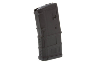 The PMAG 20 from magpul for AR15 and M4 Gen M3 5.56 NATO and .223 Magazine built from durable black polymer