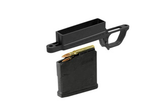 The Magpul bolt action magazine well is designed for Remington 700 long action magnum rifles