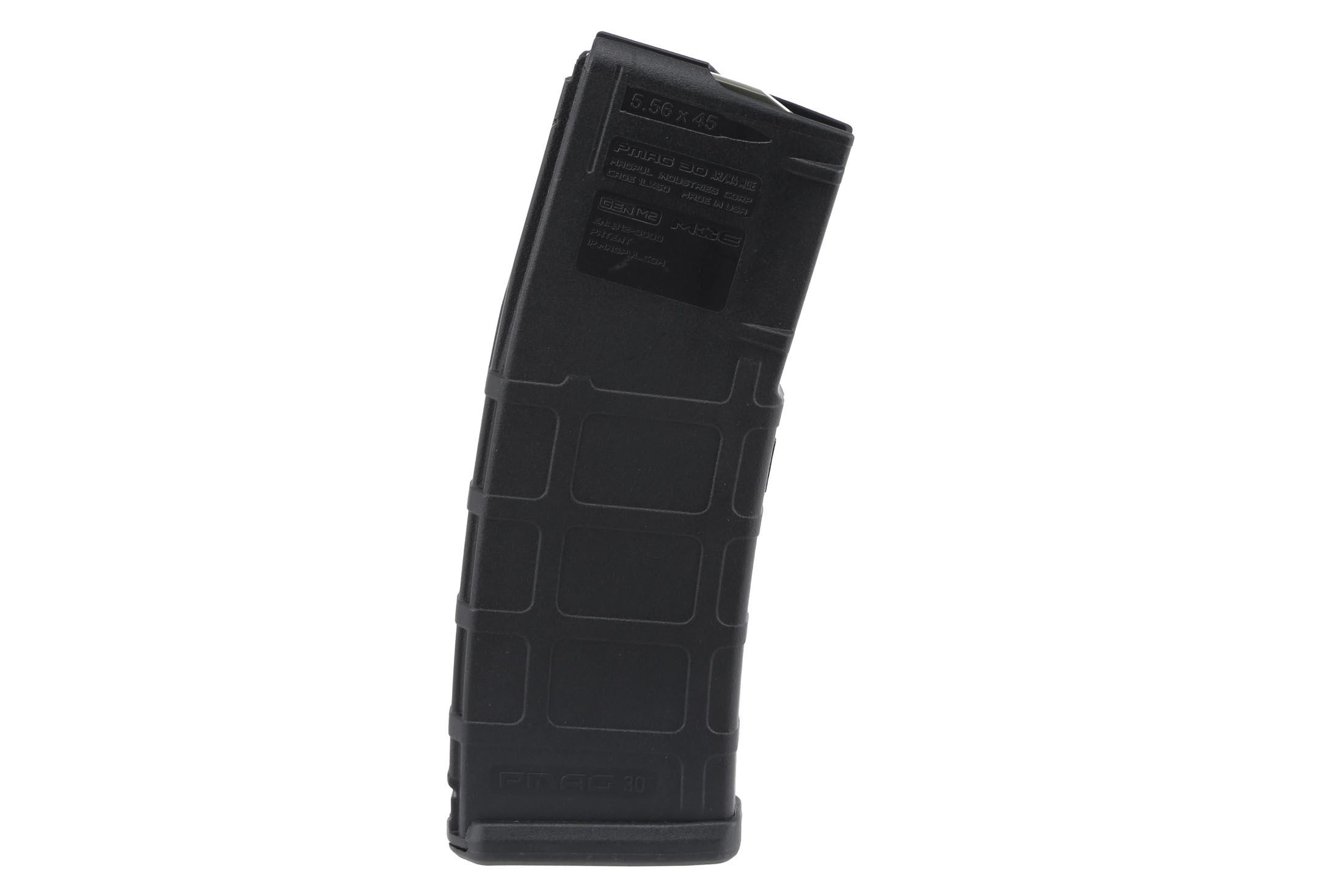The PMAG 30 Magpul 5.56 magazine is easy to disassemble for cleaning or maintenance