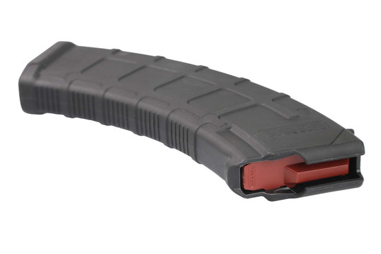 The Magpul AK PMAG 30 round magazine features a self lubricating follower and constant curve geometry