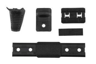 The Magpul M-LOK handstop kit comes with all you need to customize your handguard for better ergonomics