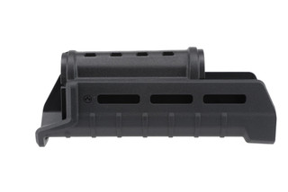 The Magpul MOE AKM Handguard is made from black polymer