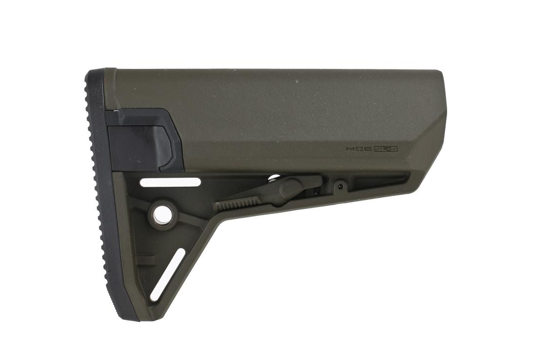 Magpul MOE SL-S Carbine Stock - MIL-SPEC - Olive Drab Green
