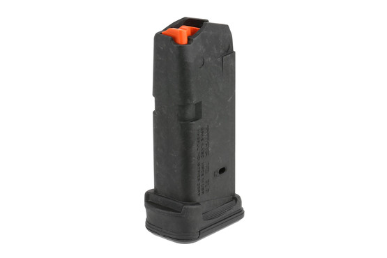 The Magpul PMAG 12 G26 magazine is made from durable reinforced polymer