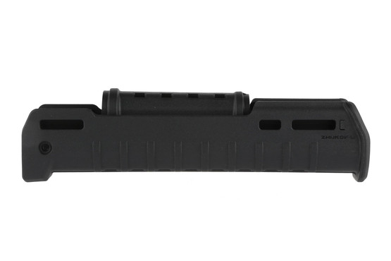 The Magpul Zhukov-U AK74 Handguard features a textured grip