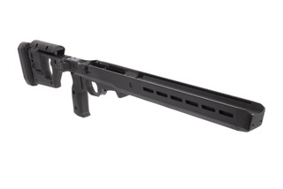 Magpul Pro 700 Rifle Chassis is the ultimate short action rifle stock for precision and tactical shooting with black finish
