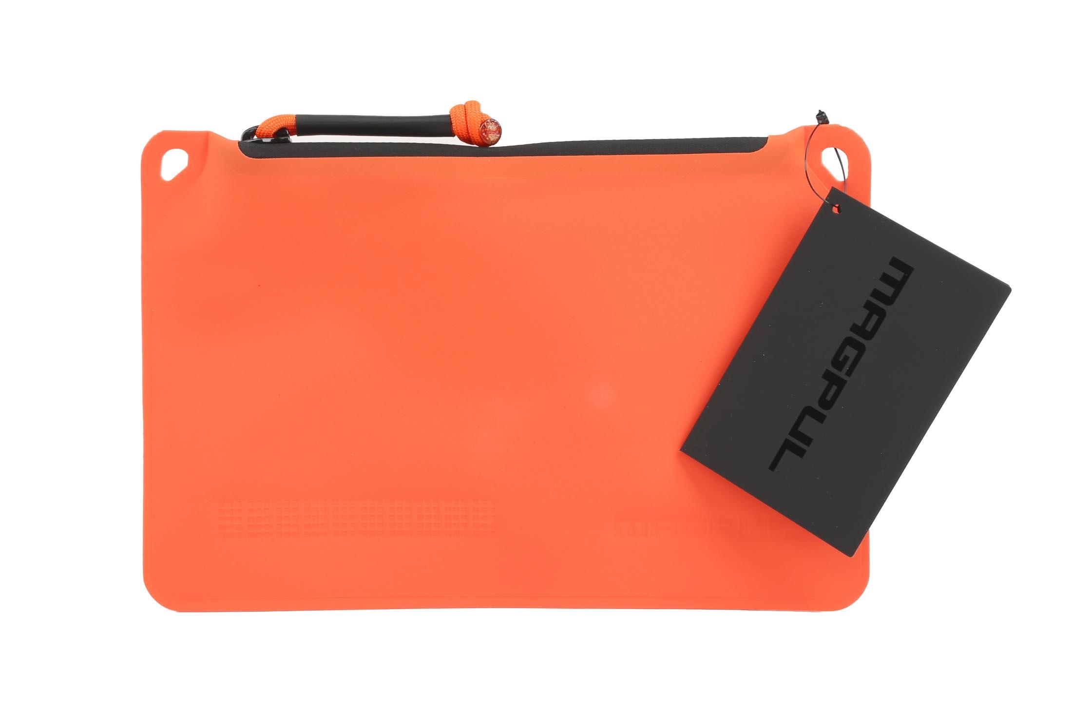 The Magpul Small Polymer DAKA Pouch in Orange