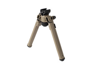 Magpul M1913 bipods are incredibly feature rich, M1913 compatible bipod for rifles with a non-reflective fde finish